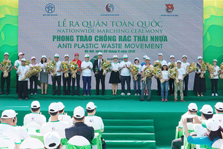 SASCO hành động chống rác thải nhựa
