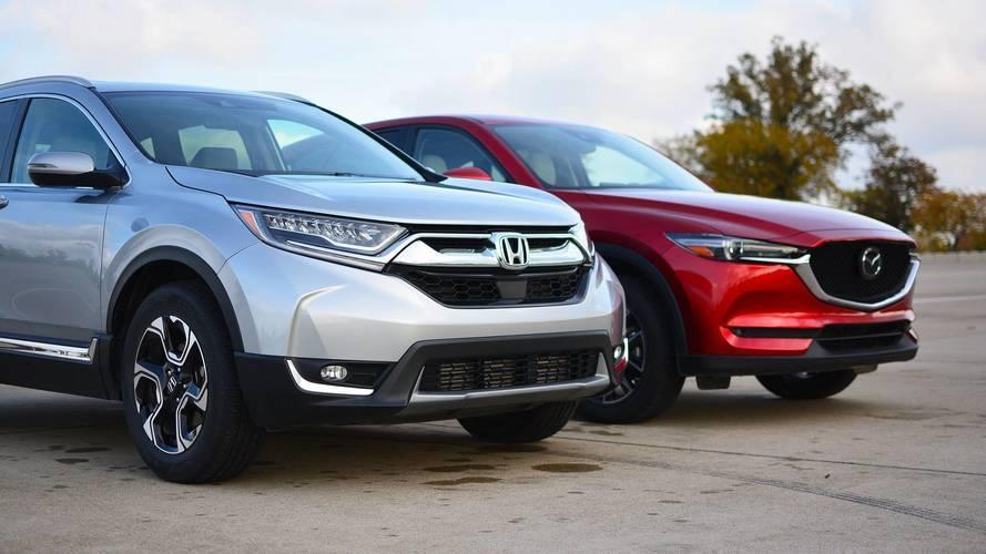 SUV 5 chỗ,Crossover,ô tô đại hạ giá,thuế tiêu thụ đặc biệt ô tô,xe nhập khẩu,xe lắp ráp trong nước,ô tô giảm giá
