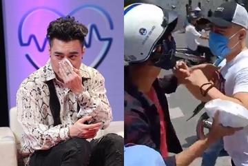 Lê Dương Bảo Lâm: 'Không đánh lại vì lo cho vợ con'