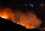 Bán đảo Sơn Trà cháy đùng đùng trong đêm
