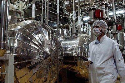Iran bị tố tăng cường làm giàu uranium