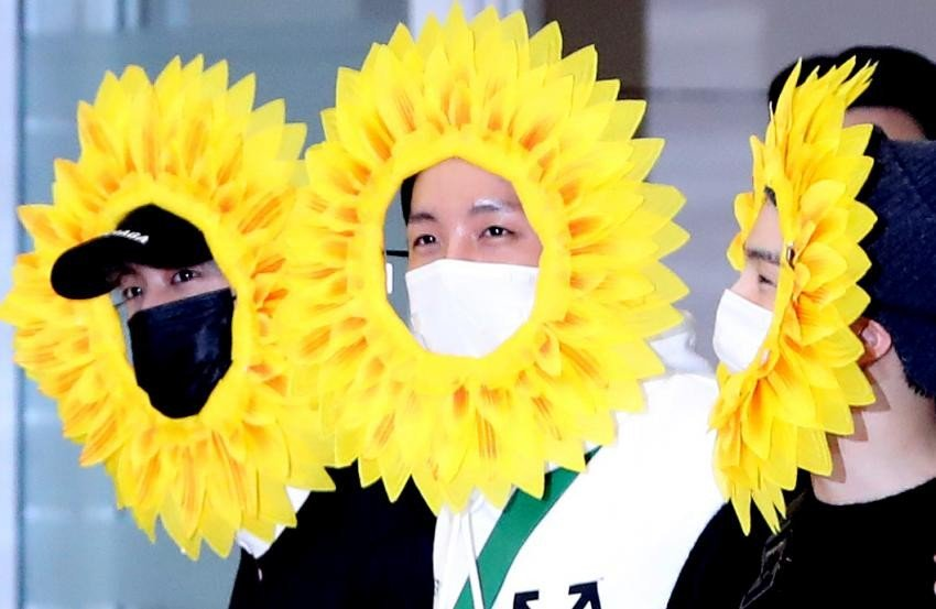 Jisoo,Nichkhun,Baekhyun,EXO,Sao Hàn,BlackPink