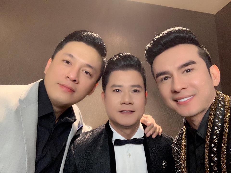 Min,Linh Chi,Đan Trường,Hương Tràm,Lam Trường