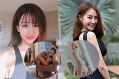 Min sexy nóng bỏng, Linh Chi bạo dạn khoe trọn body