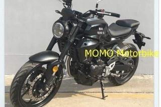 Trung Quốc giới thiệu môtô y hệt Honda CB150R với động cơ 200 cc