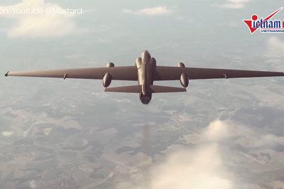 Máy bay trinh thám huyền thoại nhanh nhất thế giới của Mỹ