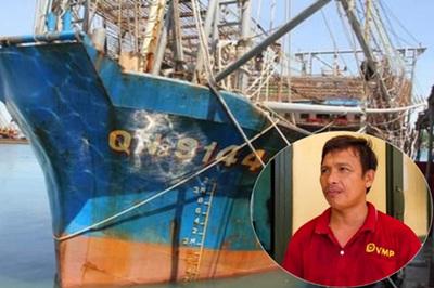 Tàu cá Quảng Nam bị cướp trên quần đảo Hoàng Sa: Hội nghề cá cầu cứu