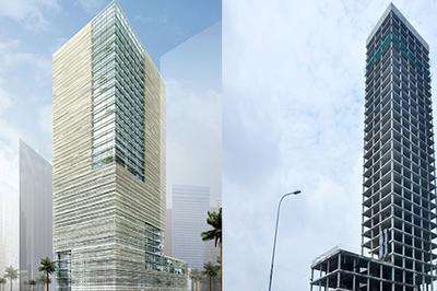 Ngoài cao ốc bỏ hoang, Vicem còn 'sa lầy' ở những dự án nào?