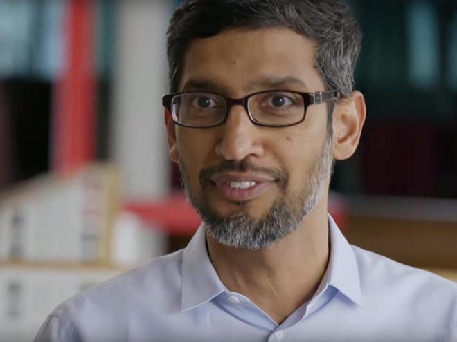 YouTube,Nội dung độc hại,Google,Sundar Pichai