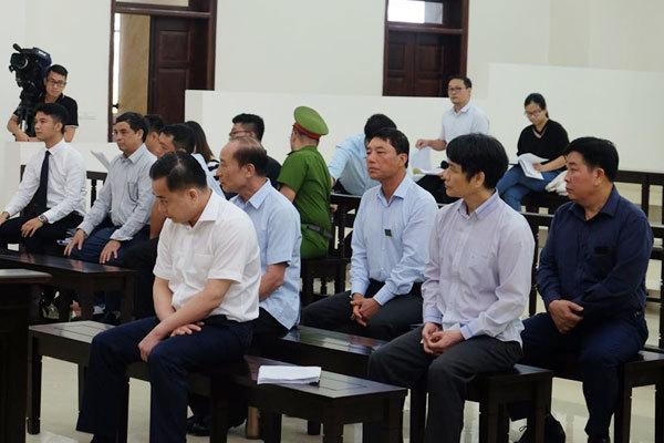 Phan Văn Anh Vũ,Vũ nhôm,Bùi Văn Thành,Trần Việt Tân,Bộ Công an
