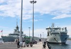 Royal Canadian Navy's ships visit Vietnam