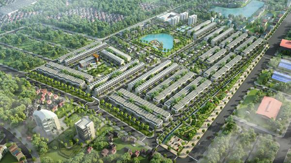 shophouse,bất động sản Bắc Giang