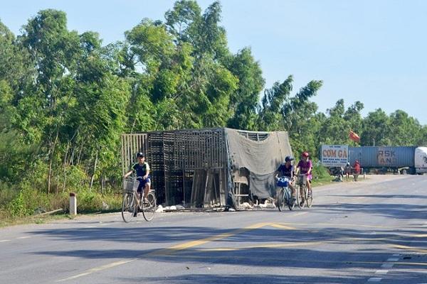 hôi của,tai nạn giao thông,Quảng Bình