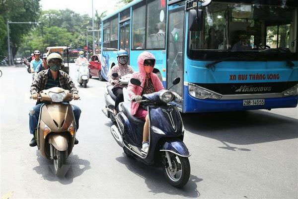 Vietnam braces for hot spell