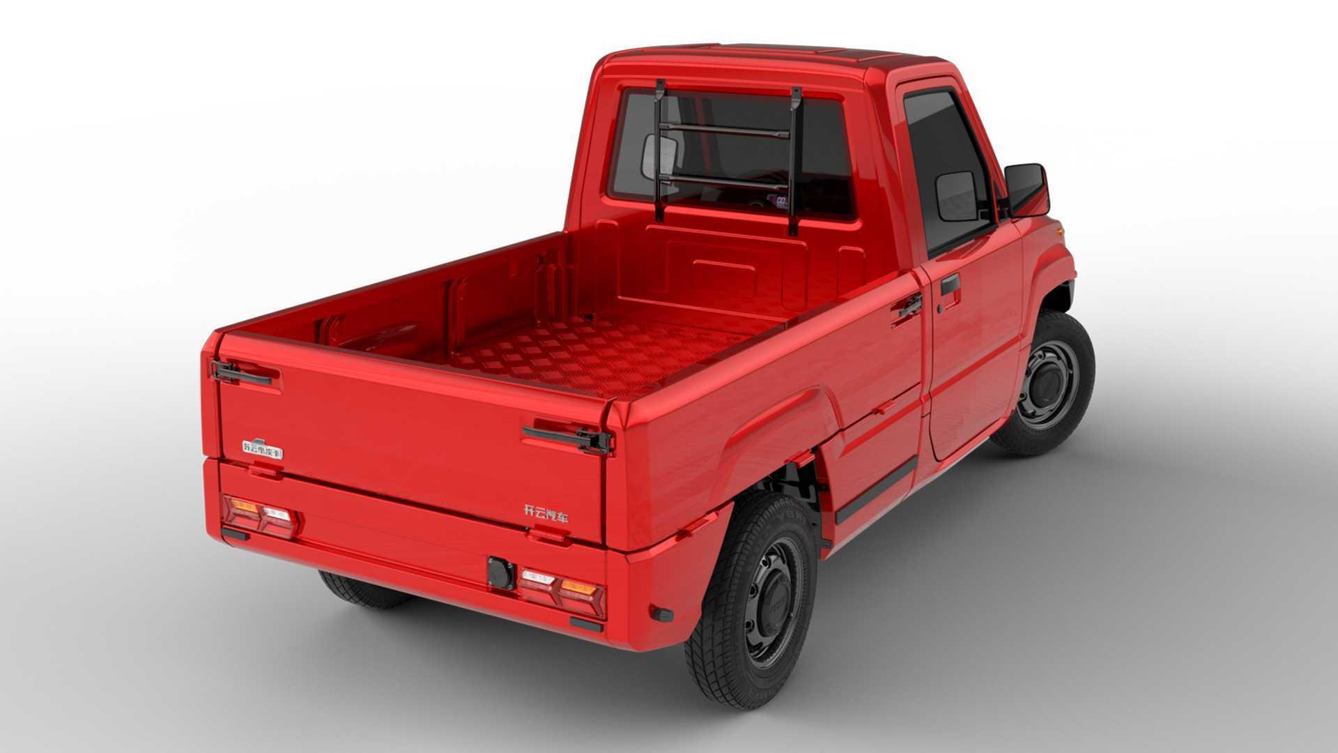 Xe bán tải giá 130 triệu đẹp long lanh có đáng mua?