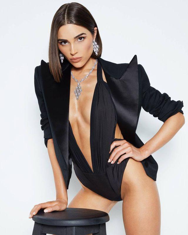 Olivia Culpo,Kate Upton,Hailey Baldwin