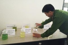 23 fake fuel makers in Dak Nong charged