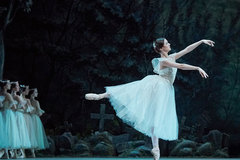 Russian theatre performs Giselle at Hanoi Opera House