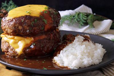 Cách làm thịt viên Hambuger kiểu Nhật ăn hoài không ngán