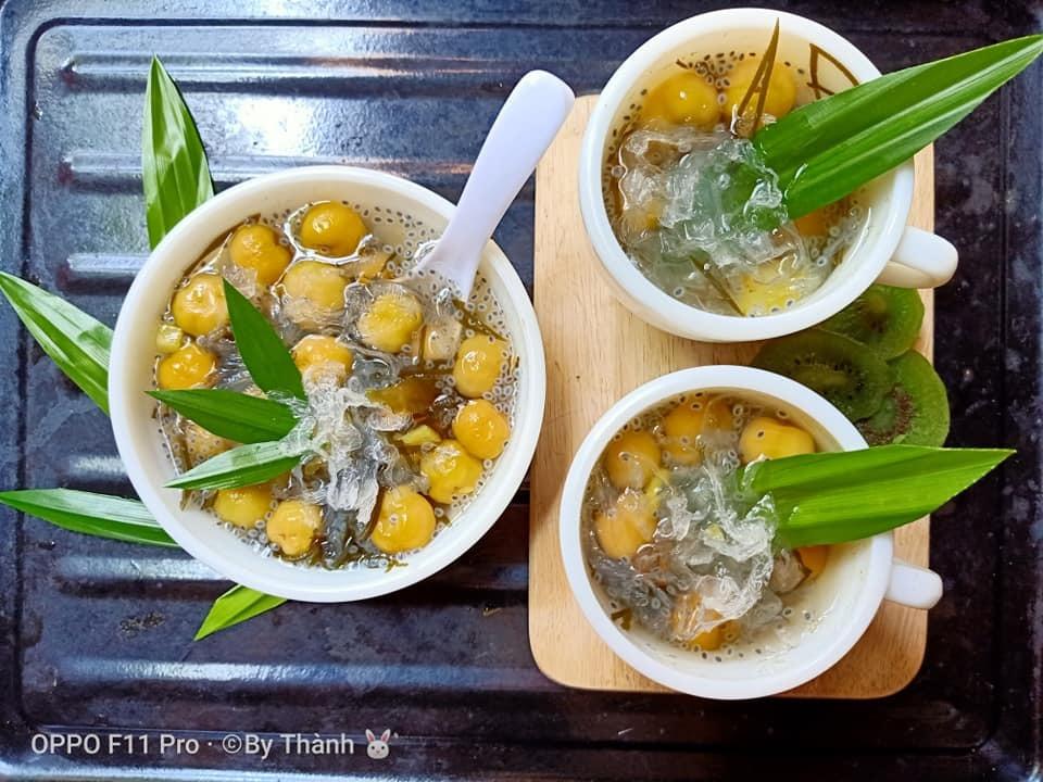 Món chè nấu bằng trái sơ ri của chàng trai Tiền Giang