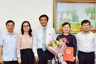 Bổ nhiệm nữ Phó Chủ nhiệm VP Quốc hội