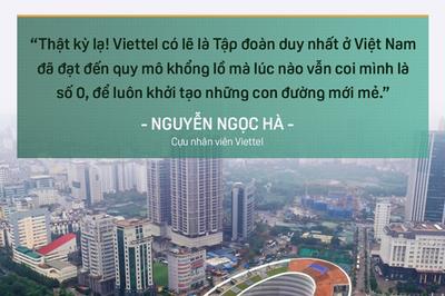 Chuyện của những người đã 'đi qua' Viettel
