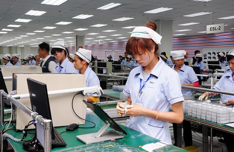 Xuất khẩu sản phẩm điện tử và linh kiện có thể đạt 33,2 tỷ USD