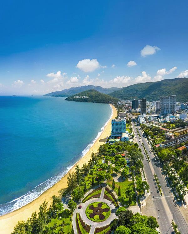 Hạ tầng tốt, du lịch mạnh khiến giới đầu tư đổ tiền vào BĐS Quy Nhơn