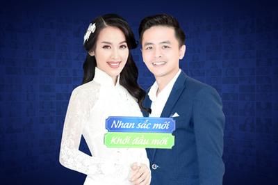 Tú Vi -Văn Anh 'bật mí' lí do làm giám khảo Nhan sắc mới - Khởi đầu mới