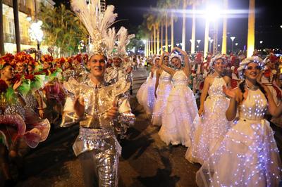 'Đêm không ngủ' cùng Carnival Đà Nẵng