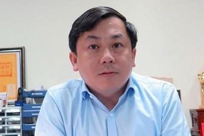 Cục trưởng Cục Đường thủy nội địa Việt Nam bị kỷ luật