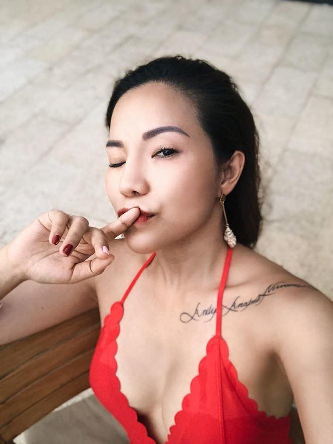 Vợ cũ, tình mới Lâm Vinh Hải đua nhau đăng ảnh bán nude
