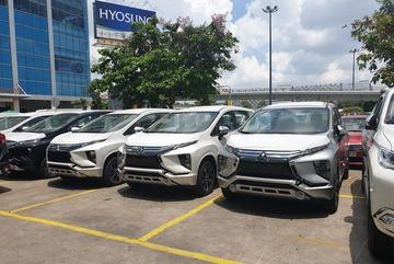 Ô tô nhỏ, giá rẻ được dân Việt mua nhiều nhất tháng 5
