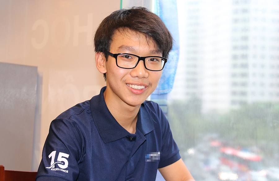 First Vietnamese student gains perfect score on SAT 1