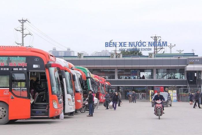 Sở GTVT Hà Nội báo cáo TP giá vé gửi xe máy tại bến Nước Ngầm