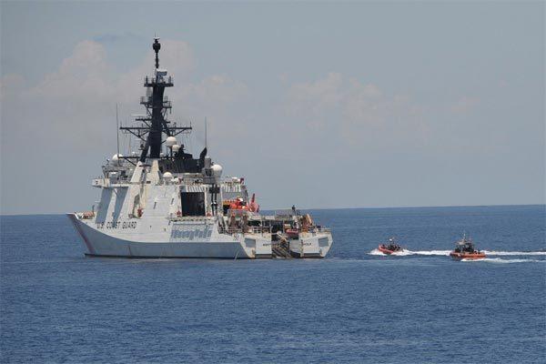 Thách thức TQ, Mỹ tăng hoạt động tuần tra ở Biển Đông