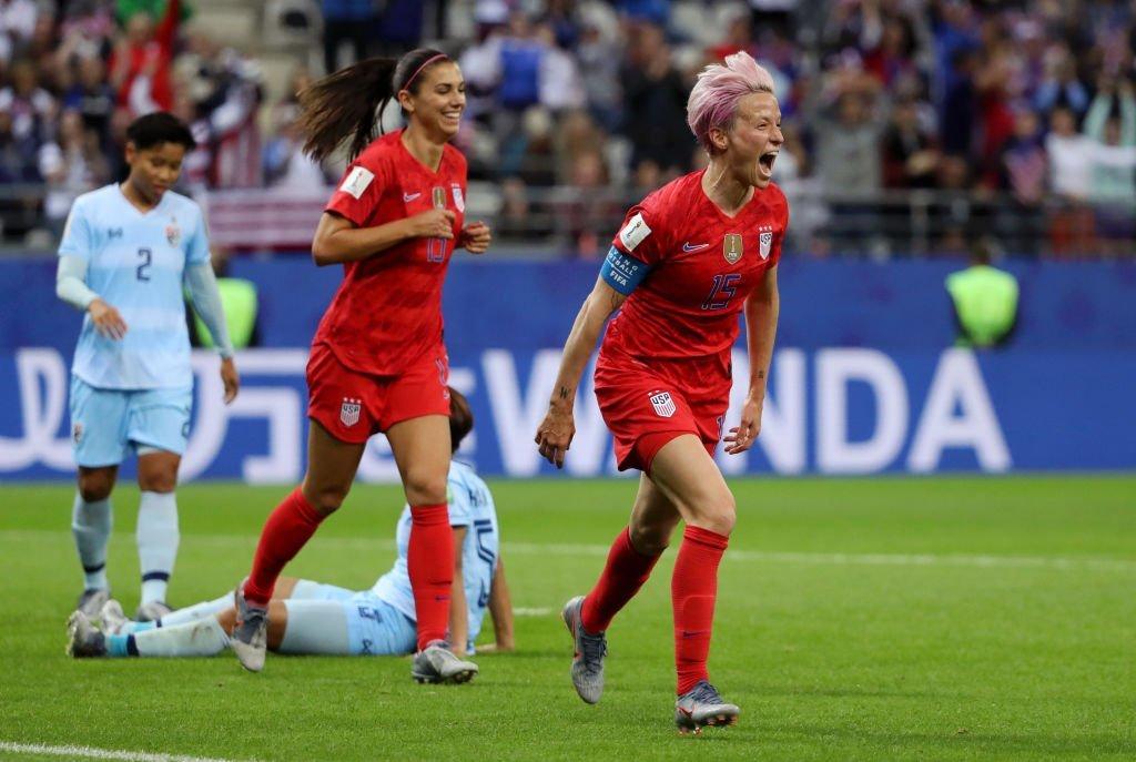 Thái Lan thảm bại 0-13 ở World Cup bóng đá nữ