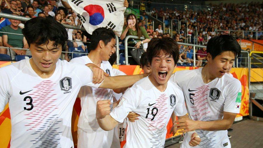 U20 Hàn Quốc,U20 World Cup,U20 thế giới,U20 Ecuador