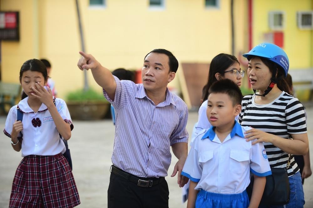 Thi lớp 6,Tuyển sinh lớp 6,Trường THPT Chuyên Trần Đại Nghĩa