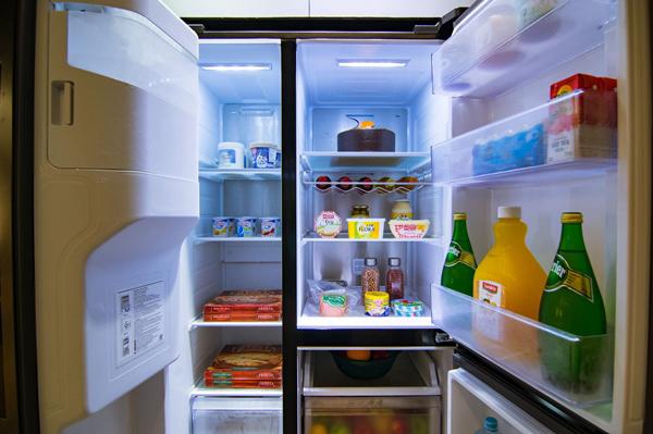 tủ lạnh Side By Side,tiệc tại gia