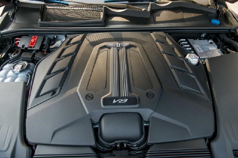 Bản độc siêu sang Bentley Bantaga V8 kỷ niệm 100 năm về Việt Nam