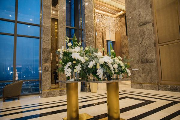 khách sạn cao nhất Việt Nam,dạ tiệc,giao lưu văn hóa