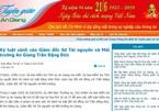 Giám đốc Sở TN&MT An Giang bị kỷ luật cảnh cáo