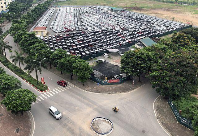 xe nhập khẩu,ô tô Thái Lan,ô tô Indonesia