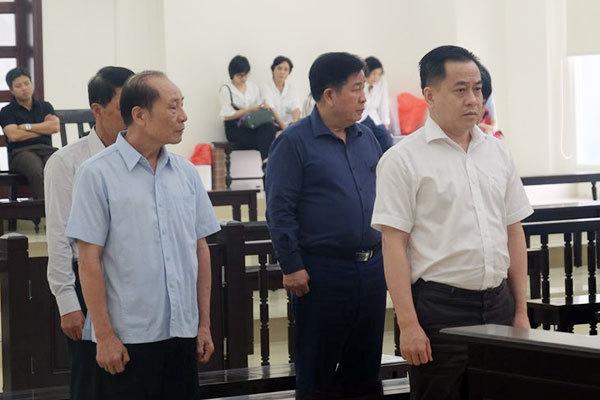Y án 15 năm tù với Vũ 'nhôm', 2 cựu Thứ trưởng Công an nhận 2,5 năm và 3 năm tù