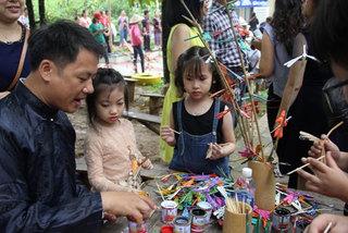 Children themed month at Vietnam Culture Village