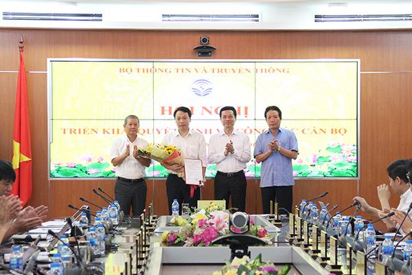 Cục An toàn thông tin,Bộ TT&TT,Bộ trưởng Nguyễn Mạnh Hùng,Bảo mật,An ninh mạng