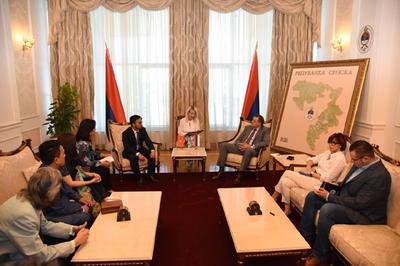 Tỷ phú gốc Việt thúc đẩy hợp tác kinh tế VN và Bosnia-Herzegovina