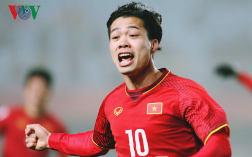Vietnamese striker Cong Phuong set for one-month trial at Paris FC