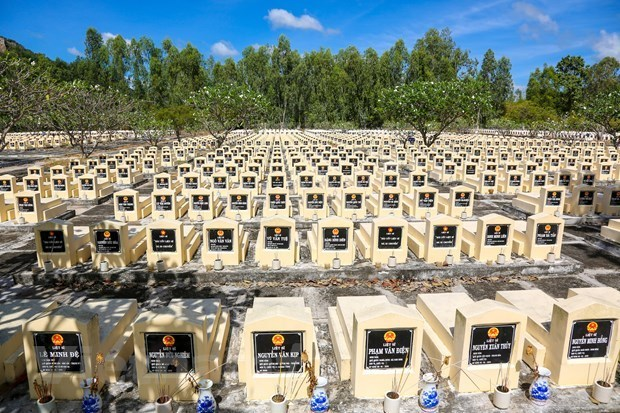 Doc Ba Dac cemetery- the resting place of 8,000 martyrs